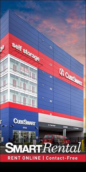 CubeSmart Ad
